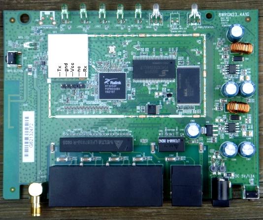 Маршрутизатор D-Link DIR-300.