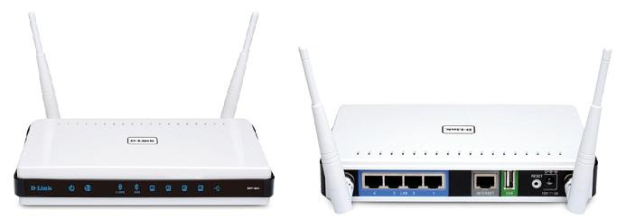 D-Link DIR-859 revA1 Router Windows