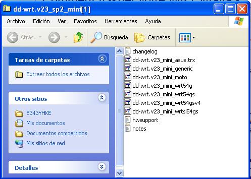 dd-wrt.v23 mini generic.bin