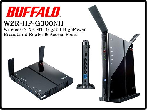 Buffalo WZR-HP-G300NH - DD-WRT Wiki