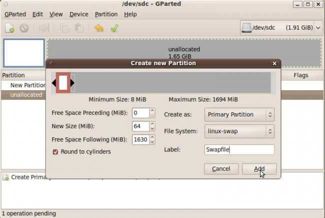 How to - Format and Partition External Storage Device - DD
