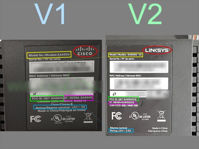 Linksys EA6500 v2 Router Treiber