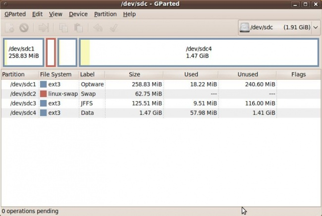 How to - Format and Partition External Storage Device - DD-WRT Wiki